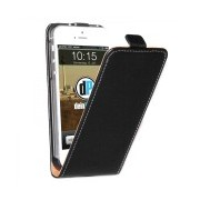 Flip Case for Apple iPhone 5/5s Black