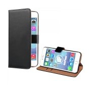 Flip Case for Apple iPhone 6+ Black