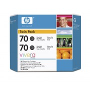 TUSZ HP 70 PHOTO BLACK 2 PACK | CB340A