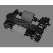 Doc Feeder (ADF) Pickup Roller Assembly HP: Color LJ 2820 / 2840 All-in-One / CM1312 / HP LJ 3052 / 3055 / 3390 / 3392 / M1522n