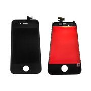 Apple LCD Screen with Digitizer Assembly Black iPhone 4