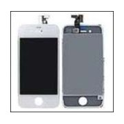 Apple LCD Screen with Digitizer Assembly White iPhone 4